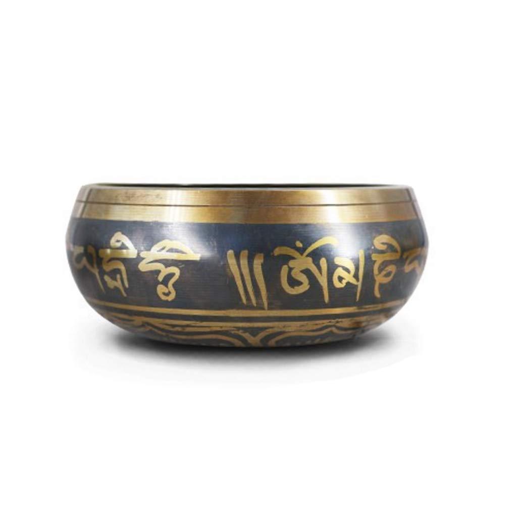 Tazón de canto tibetano Tazón de yoga Nepal Tazón de fuente ...