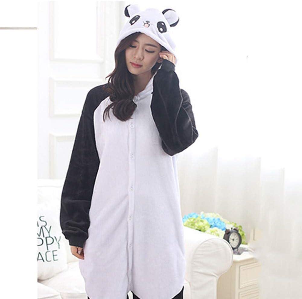 GBYAY Adulto Panda Cartoon Cosplay Disfraz Mujer Loose Kid ...