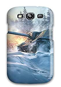 CaseyKBrown Case Cover For Galaxy S3 Ultra Slim MxWQdJs5416KLUdn Case Cover