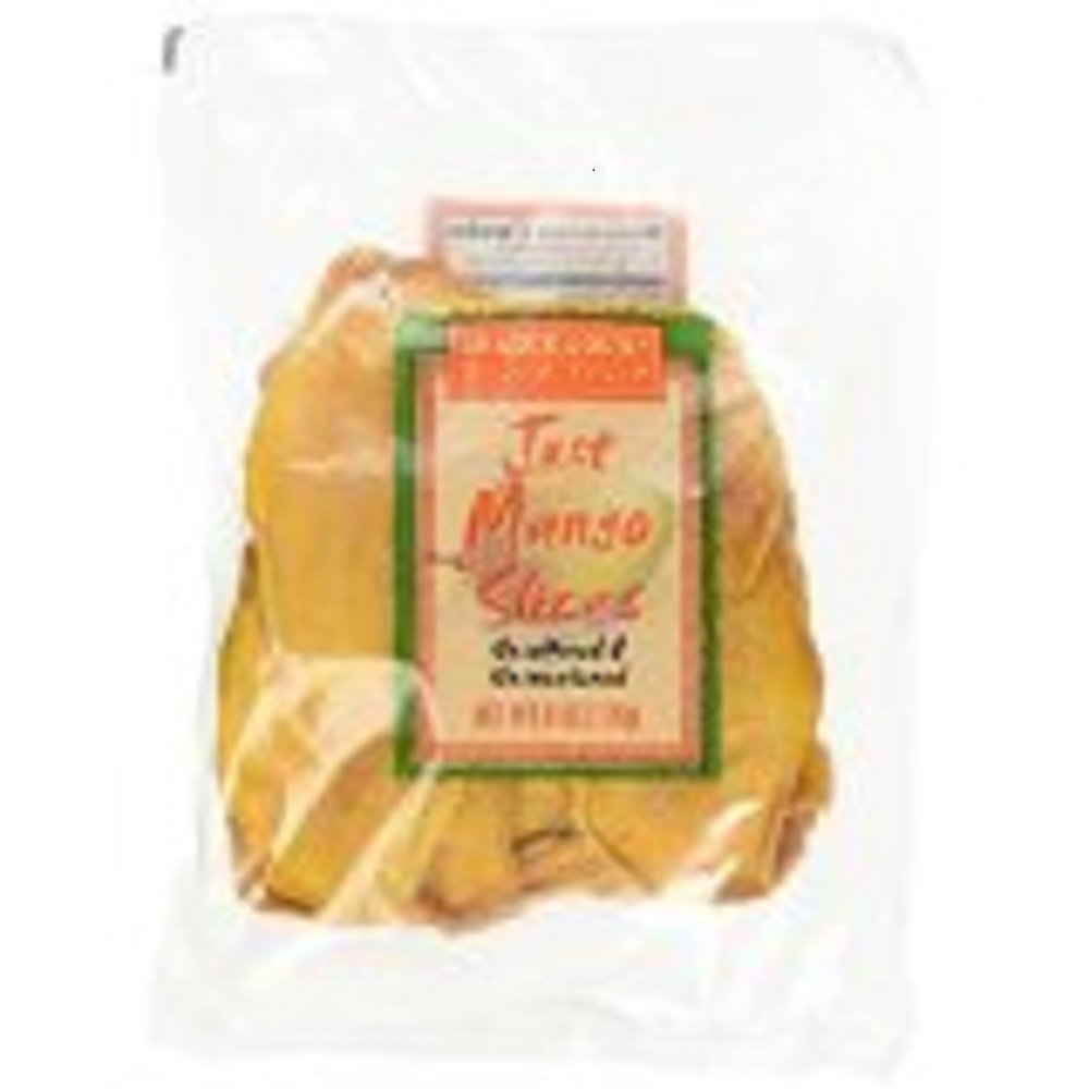 Trader Joe's Just Mango Slices (Pack of 3)