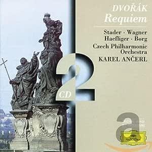 Dvorak Requiem 6 Biblical Songs