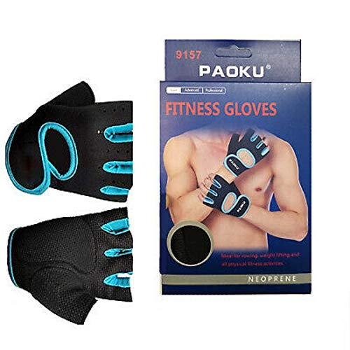 All Shop Guanti Fitness GUANTINI Fitness Gloves Palestra Fitness Gloves PAOKU 9157
