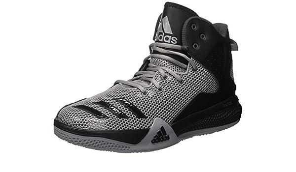 219bf252 adidas DT Bball Mid, Zapatillas de Baloncesto para Hombre, (Gris/Negbas /  Griosc), 48 EU: Amazon.es: Zapatos y complementos