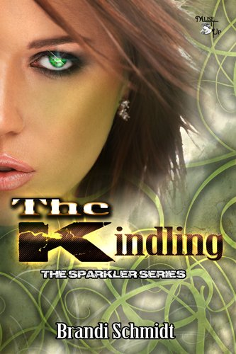 Book: The Kindling (The Sparkler Series) by Brandi Schmidt