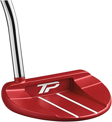 TaylorMade Golf Tour Preferred Red Collection Ardmore 7 Super Stroke 35 IN Putter
