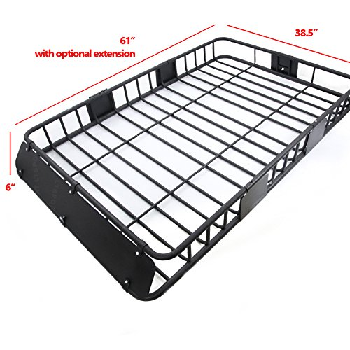 LT Sport SN#100000001182-1281-213 for Dodge Top Roof Cargo Carrier Basket w//Extention Storage