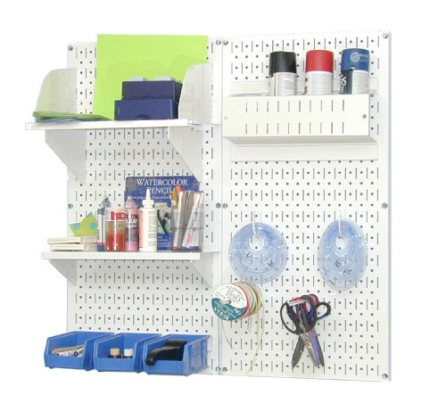 Wall Control 30CC200WW Craft Center Organizer