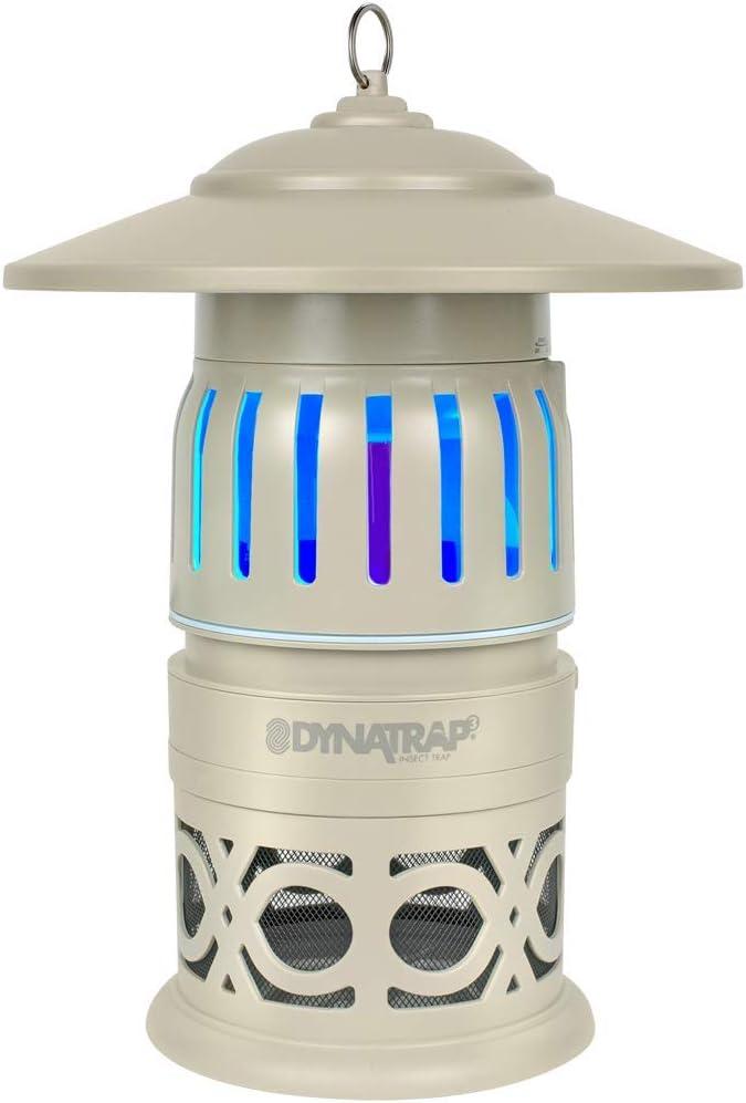 Dynatrap DT1050-DEC Outdoor Insect Trap (DT1050-DEC2), 1/2 Acre, Stone