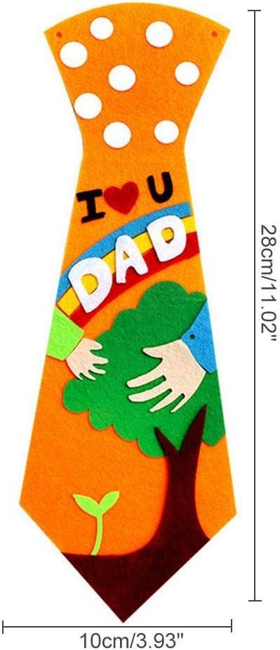 Womdee Bricolaje Corbatas, Creative Crafts DIY Toy Corbata para ...