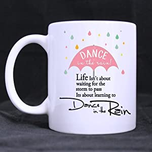 Amazoncom Cute Funny And Popular Dance In The Rain Quotes Pattern