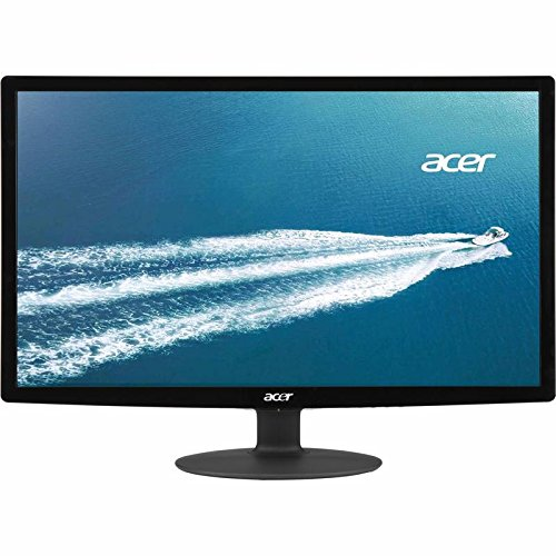 Acer Widescreen LCD Monitor, 24