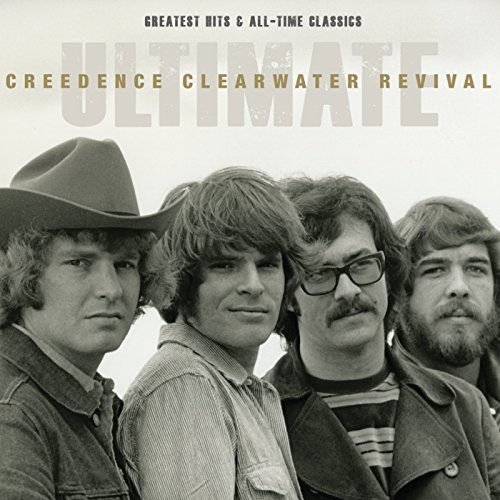 CD : CCR - Ultimate Creedence Clearwater Revival: Greatest Hits (3 Disc)