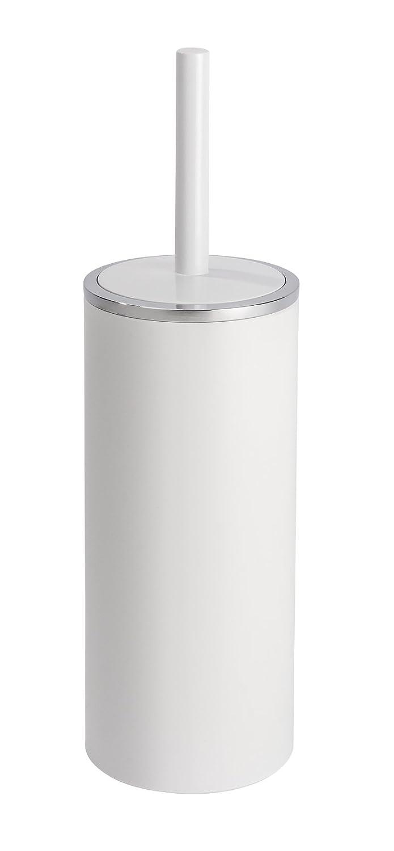 ABS 10.5 x 10.5 x 34 cm Grey Wenko Inca Toilet Brush and Holder