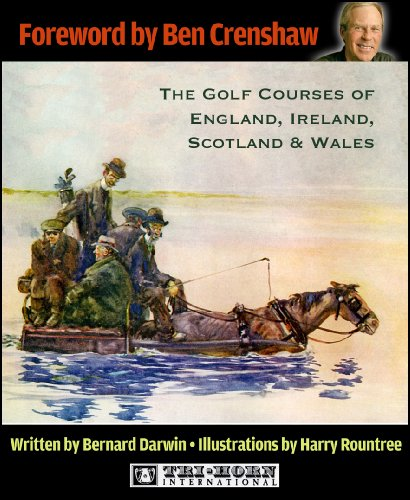 The Golf Courses of England, Ireland, Scotland and - Ireland Oakley
