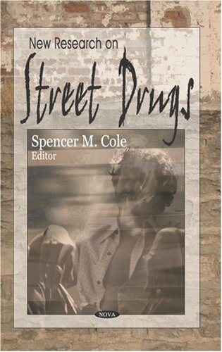 Read Online New Research on Street Drugs pdf