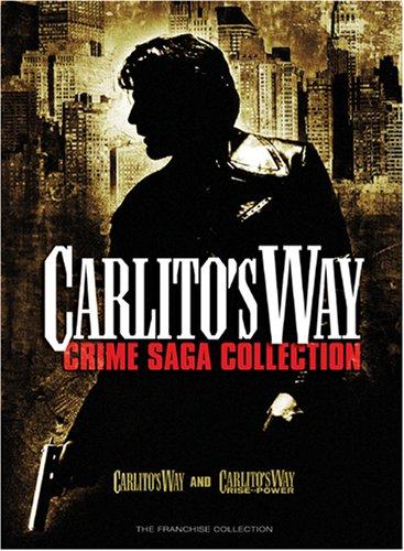 Carlito's Way Crime Saga Collection (Carlito's Way / Carlito's Way: Rise To Power) (Carlitos Way Dvd)
