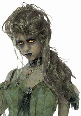 Lady Zombie Wig - Adult Std.