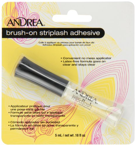 Andrea Brush On Lash Adhesive, 0.18 -