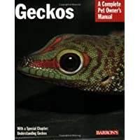 Geckos (Complete Pet Owner's Manual)