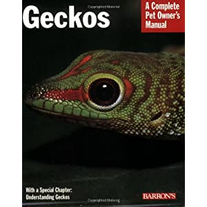 Geckos (Complete Pet Owner's Manual) 8