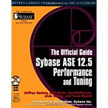 The Official Guide: Sybase ASE 12.5 Performance and Tuning (Jeffrey Garbus' Official Sybase Ase 12.5 Library) by Jeffrey Garbus (2002-08-16)