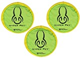 (3 Pack) Hyper Pet 9'' Hyper Flippy Flopper Dog Toy, Colors May Vary