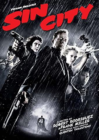 Sin City (City Of Sin Dvd)