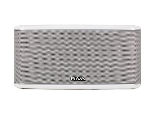 RIVA Audio tabletop Multiroom Digital Music System White (RWF01)