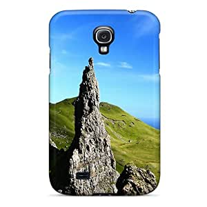 Hot Tpye Monumental Rocks In A Valley To The Sea Case Cover For Galaxy S4