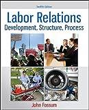 Labor Relations: Development, Structure, Process (Irwin Management)