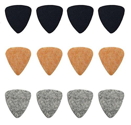 icks Plectrums for Guitar, Ukulele, Bass ()