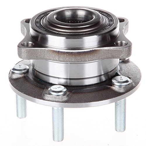 ECCPP Front Wheel Hub Bearing Assembly 5 Lugs for Hyundai Kia Compatible with 513266 ()