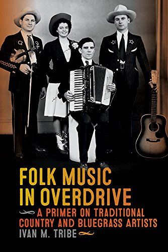 the early years of folk music dicaire david