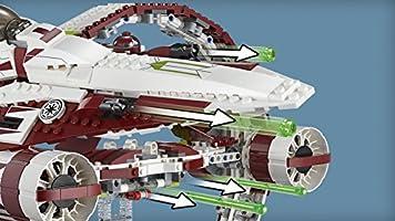 LEGO ® Star Wars 75191 Jedi Starfighter™ With Hyperdrive