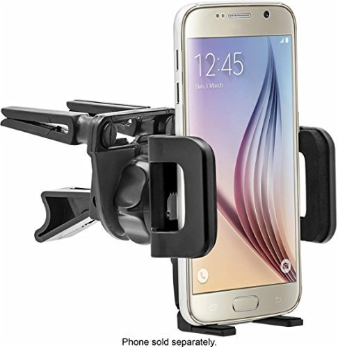 Bracketron - TripGrip Car Holder for Mobile Phones - Black