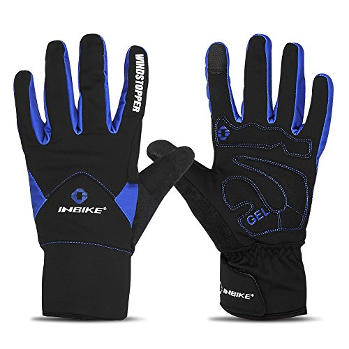 Windproof Thermal Gloves - 5
