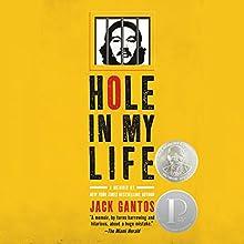 Hole in My Life  Audiobook by Jack Gantos Narrated by Jack Gantos