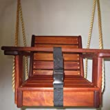 Toddler Swing / Mahogany Swing / Baby Swing / Infant Swing / Made in America is Better