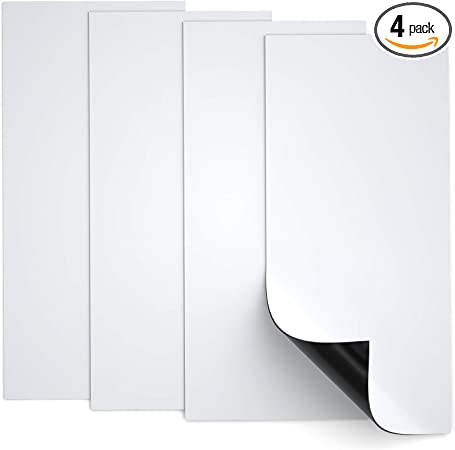 Strongest Available Magnetic Vent Cover for Floor and Wall Vents 5.5x12 Easily Cut to Any Size Not for Ceiling Vents 3 Pack Super Thick AC Vent Cover