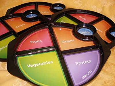 4 Myplate Set By Spaplate
