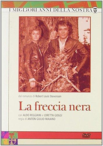 La Freccia Nera (4 Dvd) by loretta goggi