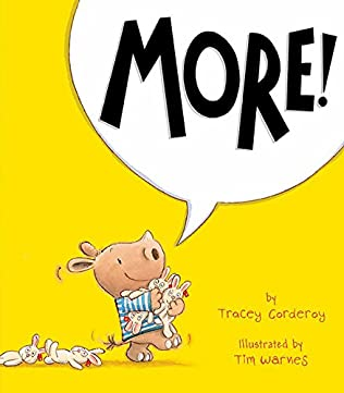 book cover of More