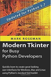 Python and Tkinter Programming: John E Grayson