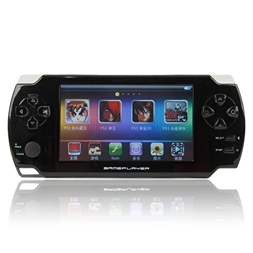 "MP4 Players - 8GB 4.3"" Ultra-thin LCD Touch Screen New Ga..."
