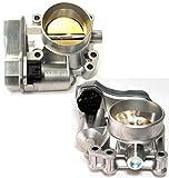 throttle body sensor cobalt - APDTY 112536 Throttle Body Assembly w/Actuator & IAC Idle Air Control Valve Fits 2005-2006 Chevrolet Cobalt w/2.2L / 2006 Chevy HHR w/2.2L / 2004-2006 Malibu w/2.2L / 2005-2006 Pursuit w/2.2L / 2005-2006 Saturn Ion w/2.2L / 2002-2007 Saturn Vue w/2.2L