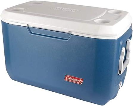 Coleman 70Qt Xtreme Cooler Camping Cocina Comer Azul