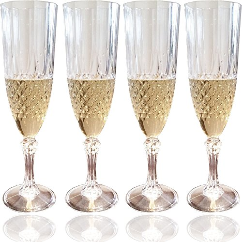 Wedding Champaign Glass - 4