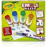 Crayola Emoji Maker, Marker Stamper Maker, Art Activity and Art Tool, Makes a Great Gift