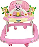 Panda Goyal's Baby Musical Walker - Pink