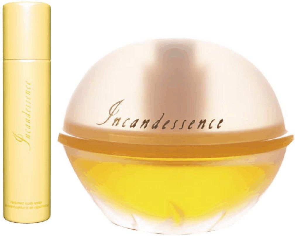 Avon Incandessence Eau de Perfume and Body Spray